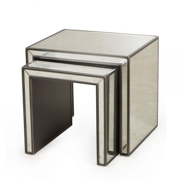 Andrew Martin Agatha Nested Side Tables