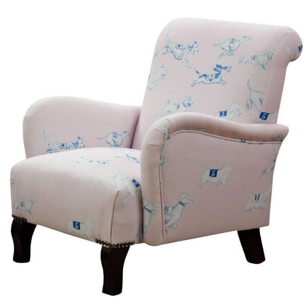 Archie Childs Chair (for little bottoms!)