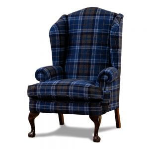 Wilfred Wing Armchair