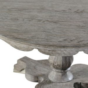 William Yeoward Overbury Breakfast Table Greyed Oak